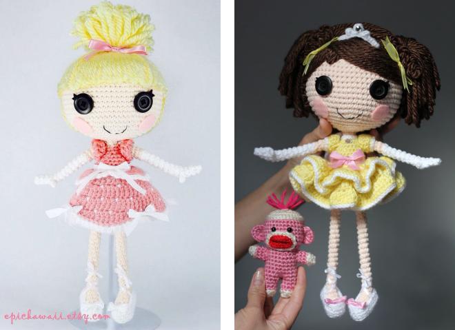 Вязаная кукла своими руками мастер класс