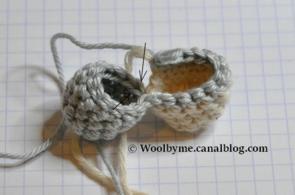 схемы вязания игрушек амигуруми мк