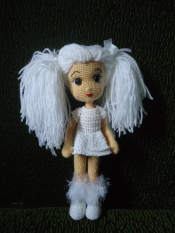 кукла своими руками мастер класс схема вязания