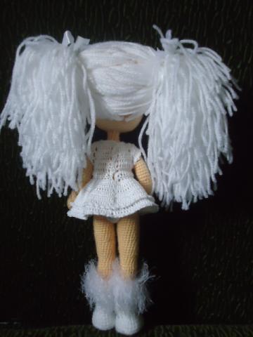 схема вязания куклы крючком описание мк