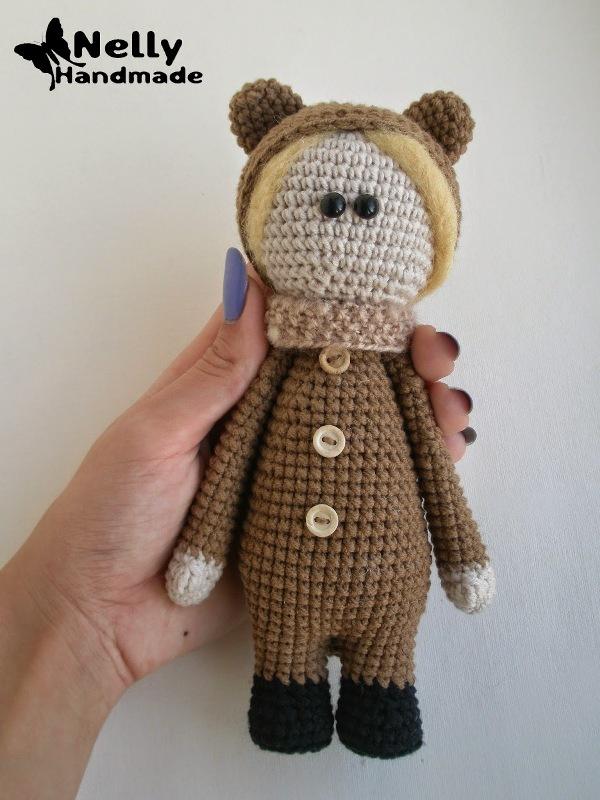 Вязание крючком игрушек схемы и описание кукол