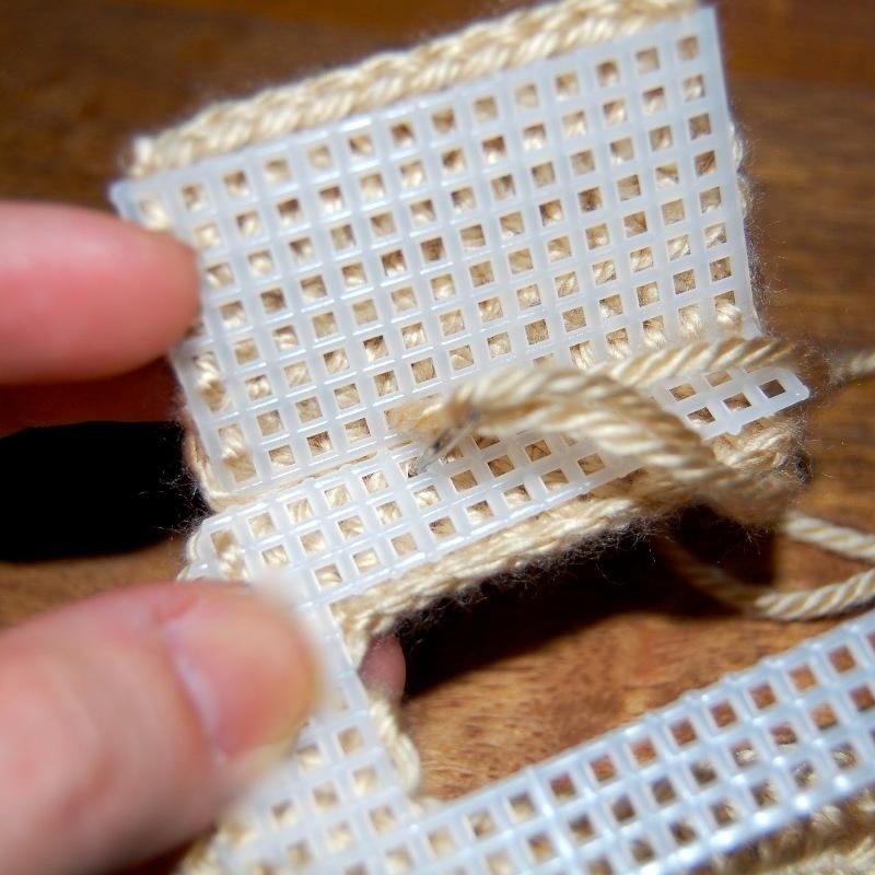 вязанные домики крючком схемы