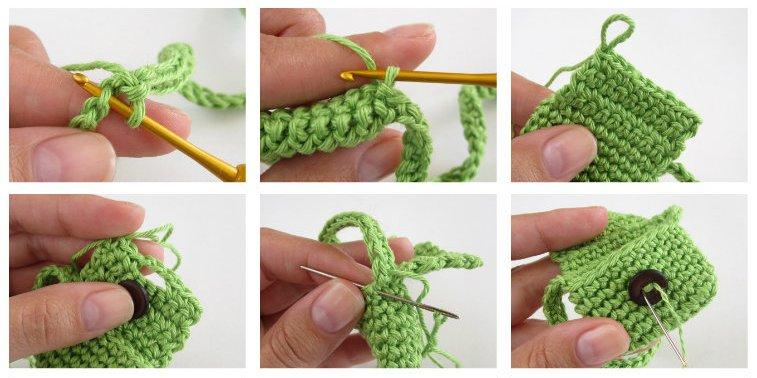 как связать куклу амигуруми крючком
