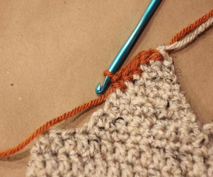 вязание шапок крючком схемы