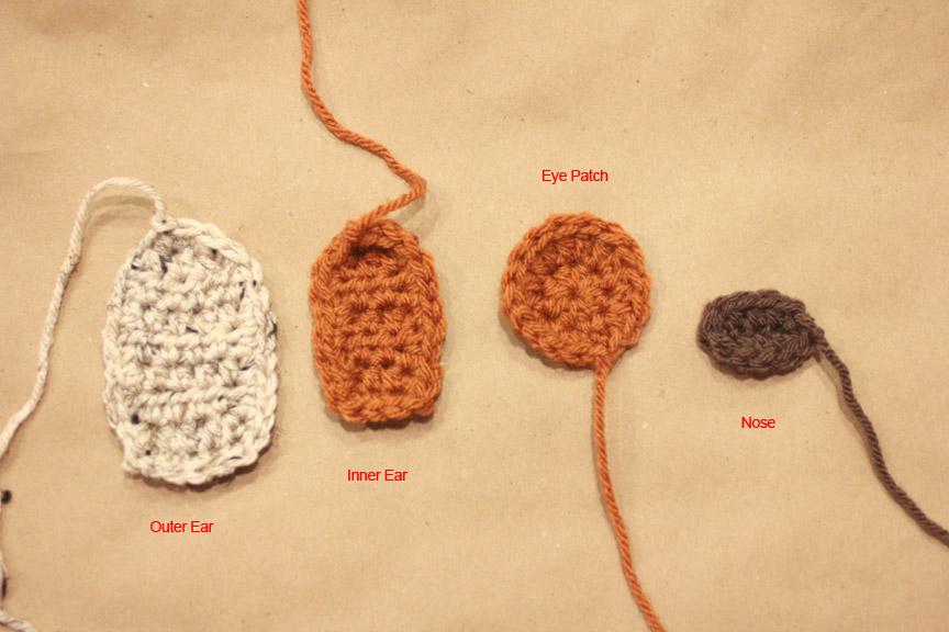 оформляем детскую вязаную шапку