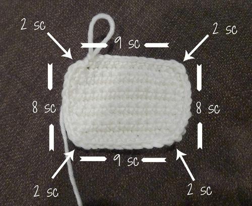 Амигуруми схемы вязание игрушек ягненок