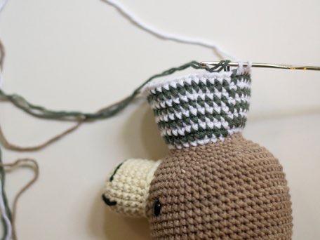 Амигуруми игрушки крючком описание ослика