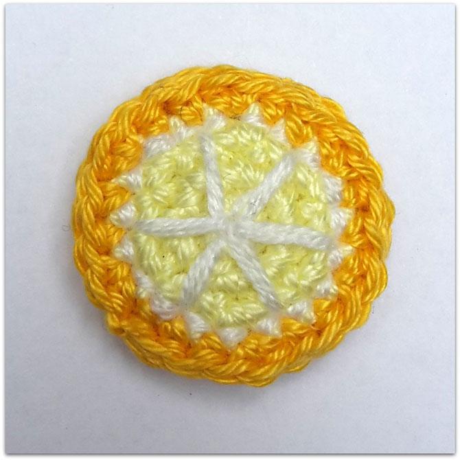 Апельсин крючком схема амигуруми