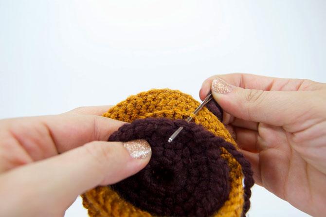 Вязание крючком амигуруми мастер класс