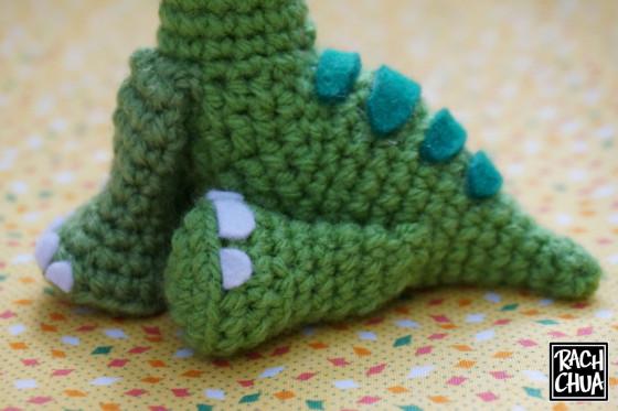Вязаные динозавры игрушки схемы