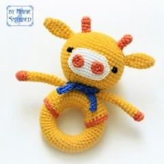 вязаные игрушки для малышей крючком