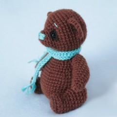 Схема вязания игрушки мишки фото 979