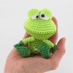 игрушки амигуруми схема лягушки
