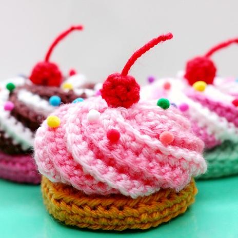 Cupcake Amigurumi Patron Gratis : ????????? ???????? ???????: ?????