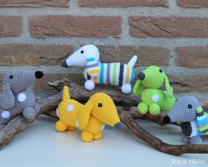 Собачка амигуруми. Схема вязания. | Амигуруми — схемы ...