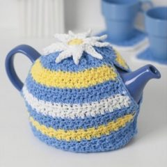 вязание крючком схемы грелка на чайник