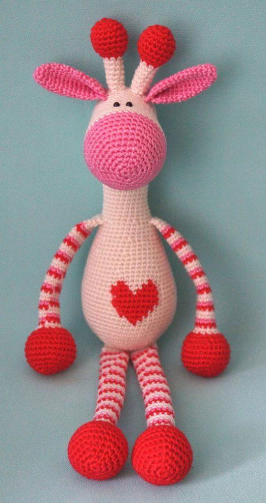 Фото схем фенечек с сердечками