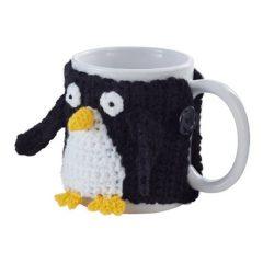 вязание амигуруми схемы описание пингвина