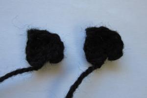 Амигуруми летучая мышь схема вязаной игрушки крючком описание